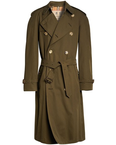 'The Westminster Heritag' Trenchcoat