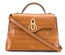 Mini 'Seaton' Handtasche mit Kroko-Effekt