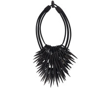 long pointy necklace