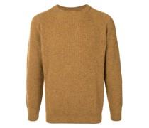 Gerippter Pullover aus Kamelhaar