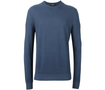 'Rice Stitch' Pullover