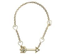Halskette mit Pfeil-Anhänger