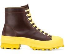 'Traktori' High-Top-Sneakers