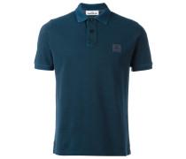 Poloshirt mit Logo-Patch - men - Baumwolle - M