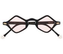 Geometrische Sisto Sonnenbrille