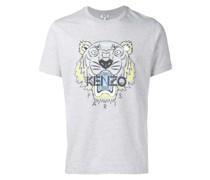 T-Shirt mit Tigermotiv