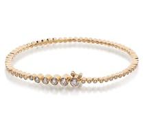 18kt 'Tennis' Goldarmband mit Diamanten