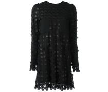 Kleid mit rundem Motiven - women