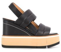 Sandalen mit Plateau