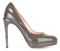- Stiletto-Pumps aus Lackleder - women