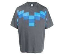 T-Shirt mit grafischem Flügel-Print