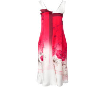 - Seidenkleid mit Farbverlauf - women