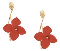 Ohrringe mit Blüte