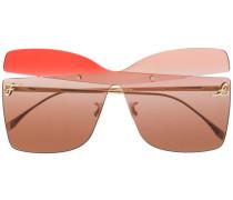 'FF0399S' Oversized-Sonnenbrille