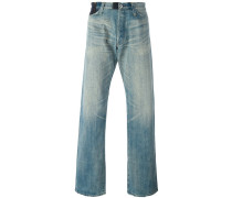 Jeans mit lockerer Passform