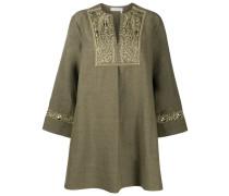 Besticktes Tunika-Kleid