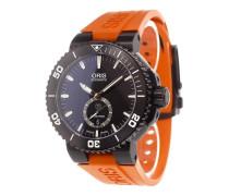 'Aquis Titan Small Second' analog watch