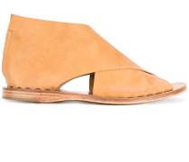 - Sandalen mit Reißverschluss - women