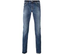 Schmale 'Lucky' Jeans