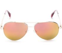 Sonnenbrille im Piloten-Stil - men - Metall