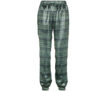 Track Striped Trousers