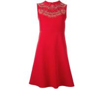 'Star Stripes' Kleid mit Nieten