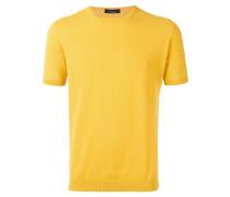Gestricktes T-Shirt - men - Baumwolle - 52