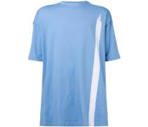 T-Shirt mit Kontraststreifen - men - Baumwolle