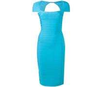 - Bandage-Kleid mit eckigem Ausschnitt - women