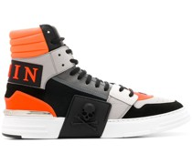 'Phantom Kick$' High-Top-Sneakers