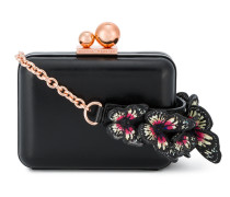 Vivi butterfly clutch bag