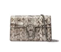 'Dionysus' Mini-Tasche aus Schlangenleder