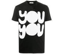 You You print T-shirt
