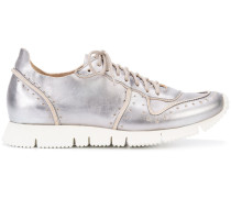 - Sneakers mit Metallic-Effekt - women