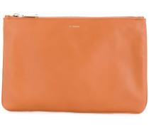 flat clutch bag