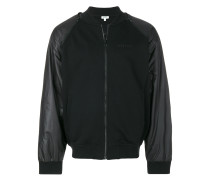 removable sleeve track jacket