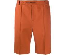 Gerade Shorts aus Bio-Baumwolle