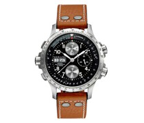 'Khaki Aviation X-Wind' Chronograph, 44mm