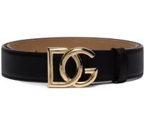 Gürtel mit DG-Logo