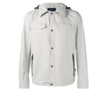 - Jacke mit Nieten - men - Polyester/Fluorofibra