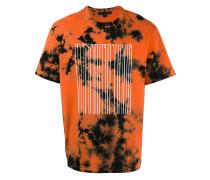 T-Shirt mit Barcode-Print - men - Baumwolle - 44