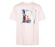 T-Shirt mit Bibel-Print