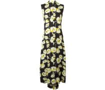 Kleid mit Blumen-Print - women - Viskose - 40