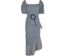 'Mila' Kleid mit Karomuster