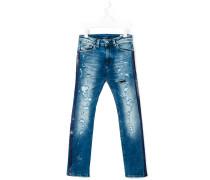 Jeans in DistressedOptik