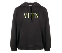 Kapuzenpullover mit VLTN-Print