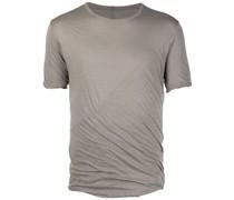 long-line cotton t-shirt