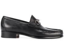 Loafer mit Horsebit-Spange - men - Leder - 40