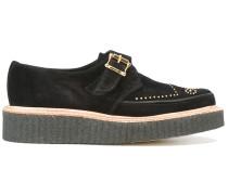 - Loafer mit Schnallen - women