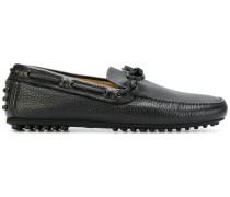 Loafer mit Schleifenapplikation